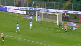 Palermo - Napoli 3-1 - Highlights - Giornata 23 - Serie A TIM 2014/15