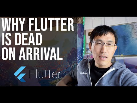 Why Flutter is dead on arrival for iOS/Android | TechLead