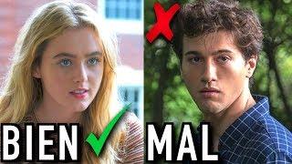 The Society Lo BUENO y lo MALO - (Netflix)