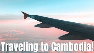 TRAVEL VLOG TO CAMBODIA!