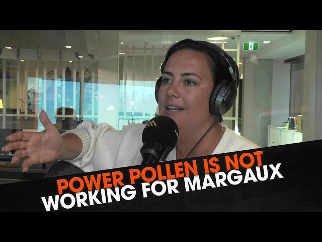 Power Pollen is NOT working for Margaux | Triple M