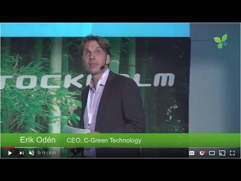 ECO17 Stockholm: Erik Odén C-Green Technology