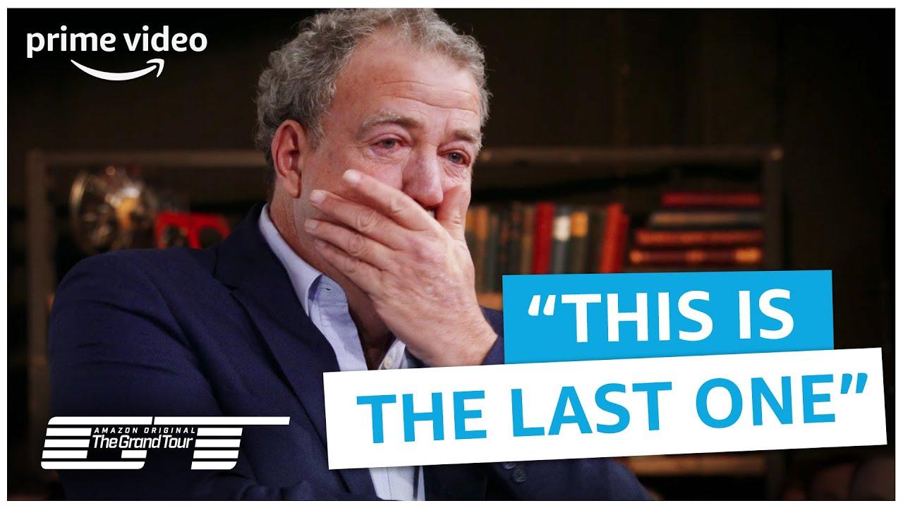 Download Jeremy Clarksons emotionele afscheid - Laatste Episode The Grand Tour 2019   Amazon Prime Video NL