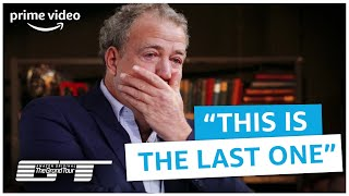 Jeremy Clarkson's emotional goodbye - Last Episode of The Grand Tour 2019 | Amazon Prime Video NL