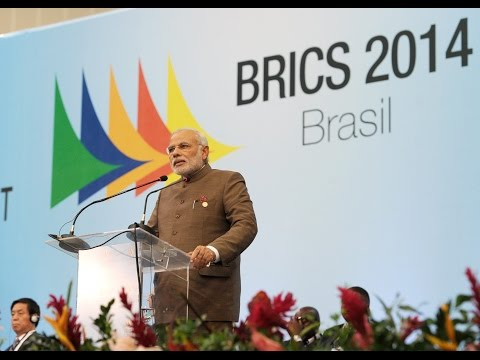 PM Narendra Modi addresses the BRICS Summit
