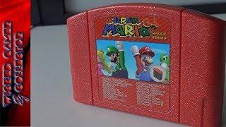 The First N64 Mario Homebrew Cardridge is HERE !!