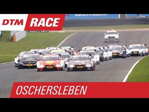 DTM Oschersleben 2015 - Rennen 2 - Re-Live (Deutsch)