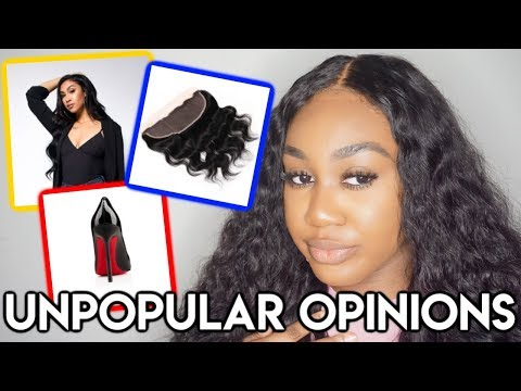 UNPOPULAR OPINIONS PART 2 | #ChiomaChats thumbnail