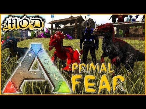 ARK PRIMAL FEAR - #34 ►FECONDÉ PAR UNE REAPER QUEEN & BABY GANG [FR MOD]