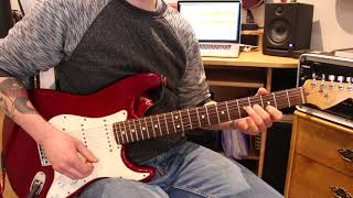'maiden voyage' demonstration - rock school guitar grade 3