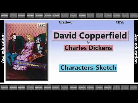 sketch the character of david copperfield
