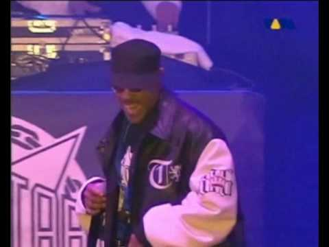 GANG STARR LIVE (Code of The Streets)
