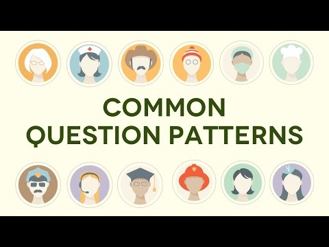 Common Question Sentence Patterns In Korean (E-book)
