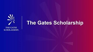 The Gates Scholarship 2019 is Open for Registrations - Empower With Words - Shantel Nock