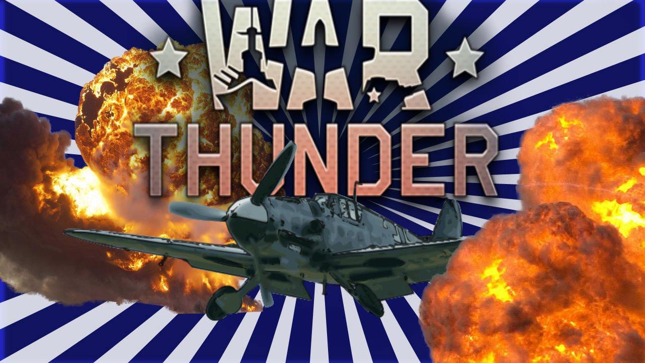 War Thunder Gameplay planes - YouTube