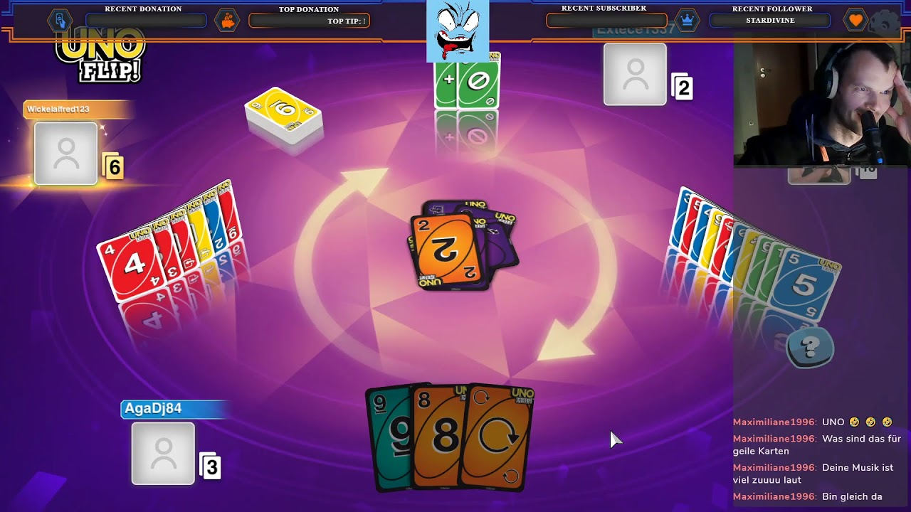 Spielregeln Uno Kartenspiel