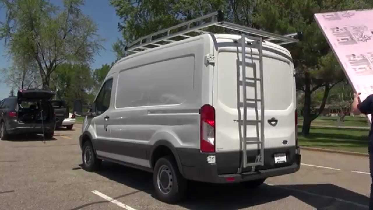 Prime Design Rear Door Access Ladder Youtube
