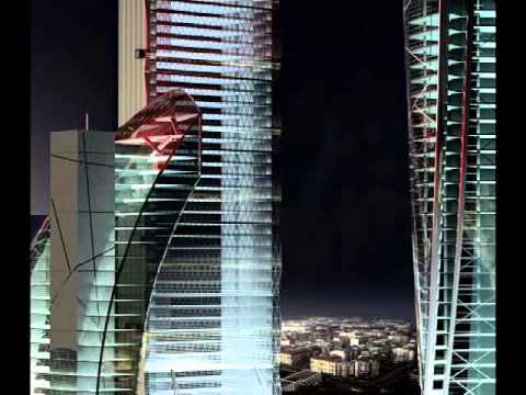 CTBUH 2006 Chicago Conference - Libeskind, ' Breaking Ground'