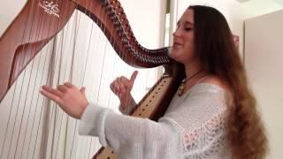 Return - Nadia Birkenstock cover-  celtic harp and voice/ harpe celtique et voix