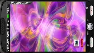 Mysterious Plasma Kaleidoscope Deluxe HD Edition 3D Live Wallpaper for Android