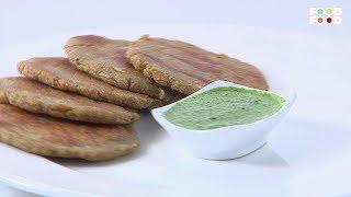 Bajra Aloo Roti | Go Healthy | Chef Sanjeev Kapoor | FoodFood