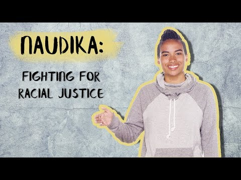 Stepping Up: The Social Justice Activist