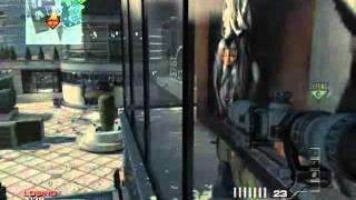 Mw3 collateral quickscope on arkaden