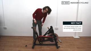 JLL® IC300 Indoor Cycling™ Bike - Unboxing & Assembly