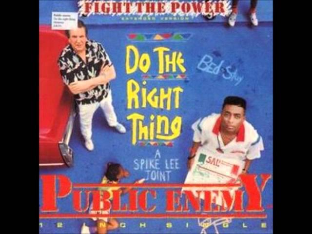 Public Enemy - Fight the Power (Soundtrack Version)