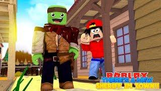 ROBLOX Abenteuer - TINY TURTLE IST DER NEUE SHERIFF IN TOWN!!