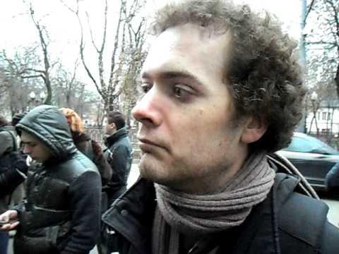 Москва Посольство Казахстана 17.12.2011