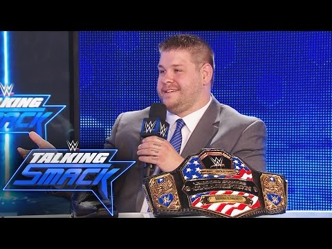 Thumbnail: Kevin Owens mocks the land of opportunity: WWE Talking Smack, April 11, 2017 (WWE Network Exclusive)