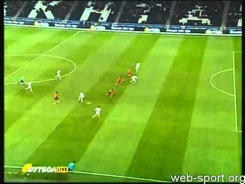 УПЛ Шахтер - Арсенал 3:0. Мхитарян '57