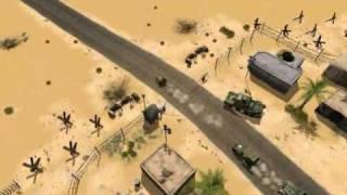 Desert Rats vs Afrika Korps Teaser Trailer