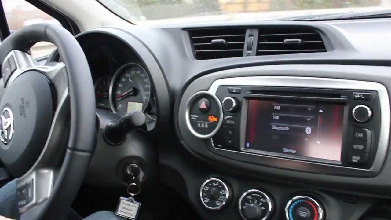 Toyota Yaris 1 4 D 4d T2 2012 Review Youtube