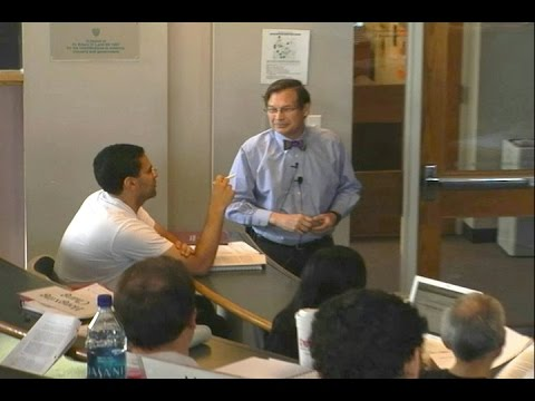 Full video: Using the Case Method to Teach Public Policy