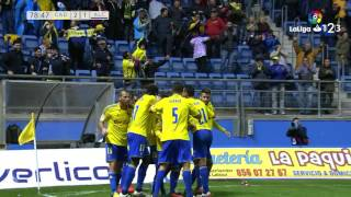 Golazo de Aitor García (2-1) Cádiz CF vs AD Alcorcón