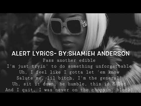 Kle-Alert Lyrics