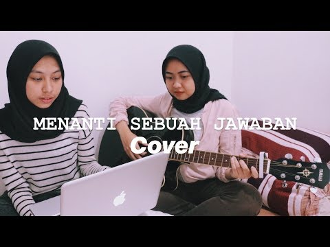 Padi - Menanti Sebuah Jawaban (acoustic Cover) | Rin & Ren