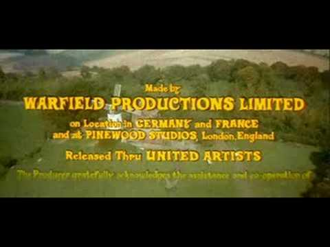 Chitty Chitty Bang Bang end of movie/exit music