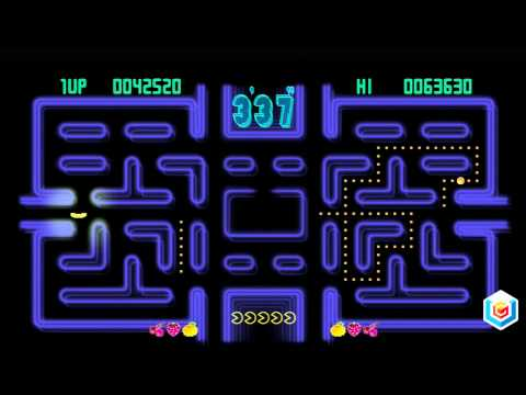 Pac-Man Museum Gameplay Trailer (PC/Xbox 360/PlayStation 3)