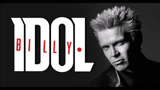 billy idol eyes without a face extended by anderson aps
