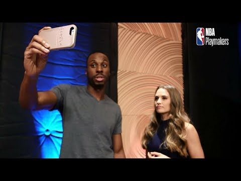 Rachel DeMita, SDC and the NBA Playmakers Fantasy Draft Behind-the-Scenes