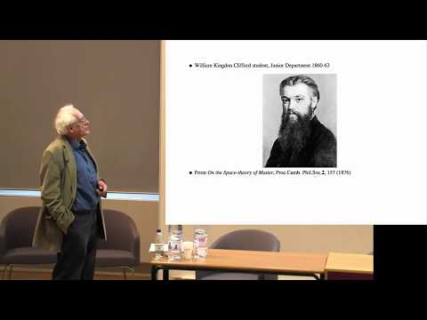 Modern developments in General Relativity: David Robinson, L