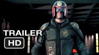Dredd 3D Trailer (2012) - Karl Urban Movie HD
