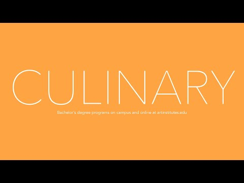 Culinary Degree Programs | The Art Institutes