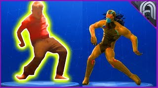 Orange Shirt Kid In Fortnite!! The Real #BoogieDown Winner!!