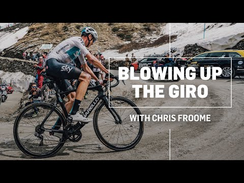 Blowing Up The Giro D'Italia | Chris Froome | Fuelled By Science