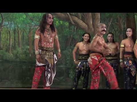 Kethoprak siswo Budoyo perang ucil  Syech Siti Jenar Mbalelo Sedekah Bumi Pasinggahan 2017 part3