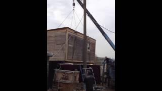 видео аренда манипулятора 5т